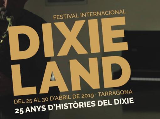 Històries del Dixie – Festival Dixieland Tarragona